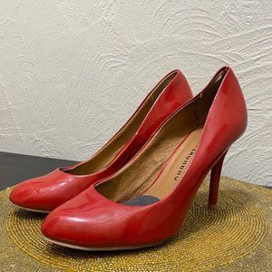 Chinese Laundry Fast Love Red Heels
